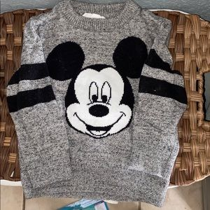 Mickey mouse disney gap sweater